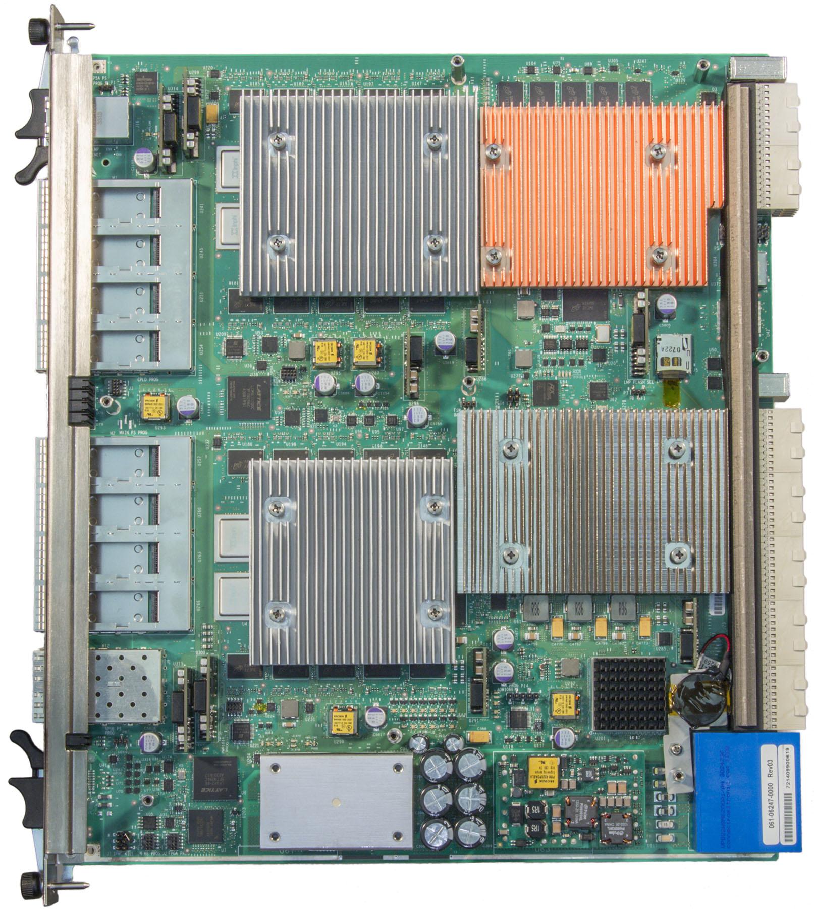 ATCA-2470 (NPX) Intelligent Hub Switch