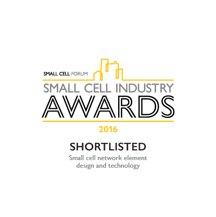 SCF 2016 Shortlisted - Small Cell network element