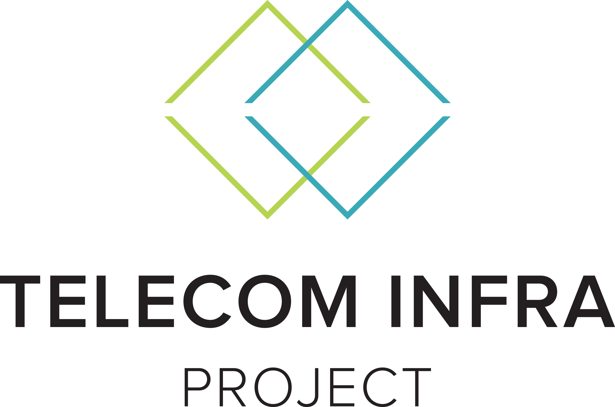 Image result for telecom infra project logo